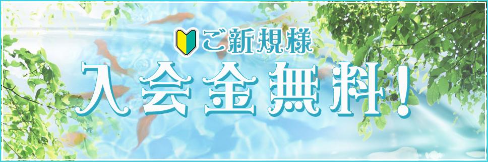 【ご新規様キャンペーン中】